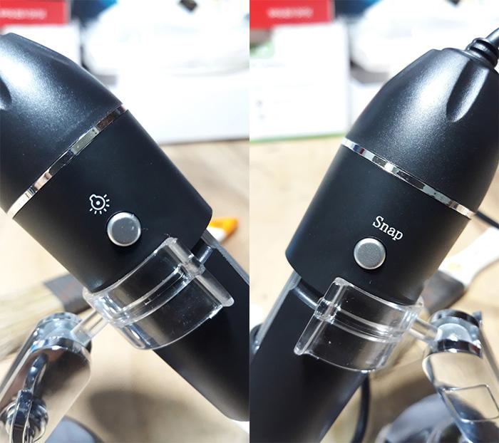 Review kính hiển vi điện tử