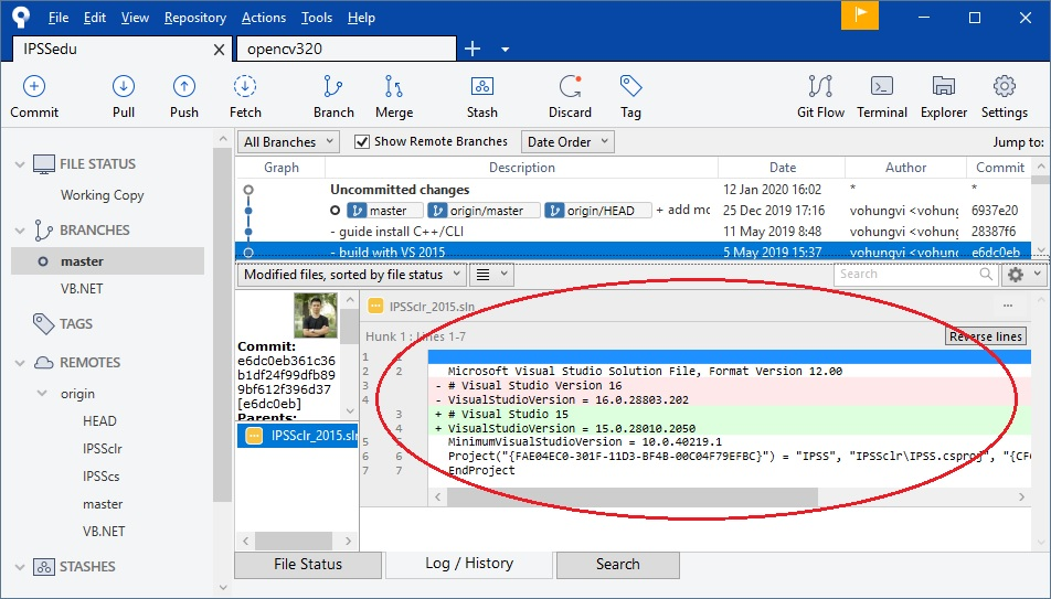 sourcetree-code-compare