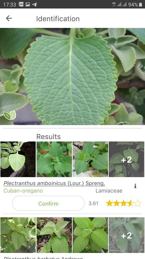 PlantNet - app Android nhận diện thực vật