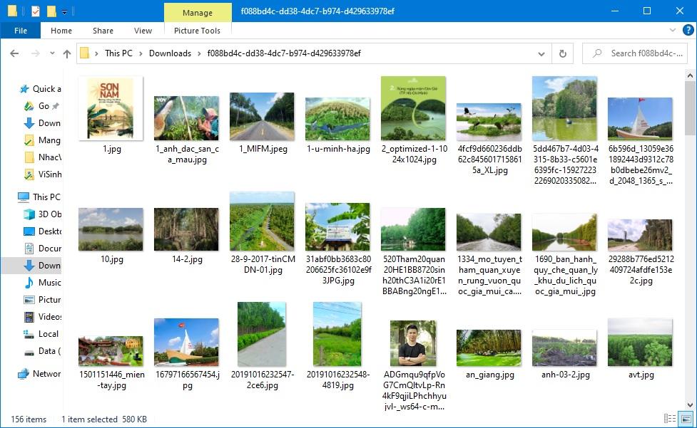 Download hình ảnh từ Google Image